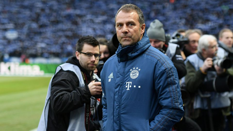 Bundesliga - Hertha BSC v Bayern Munich