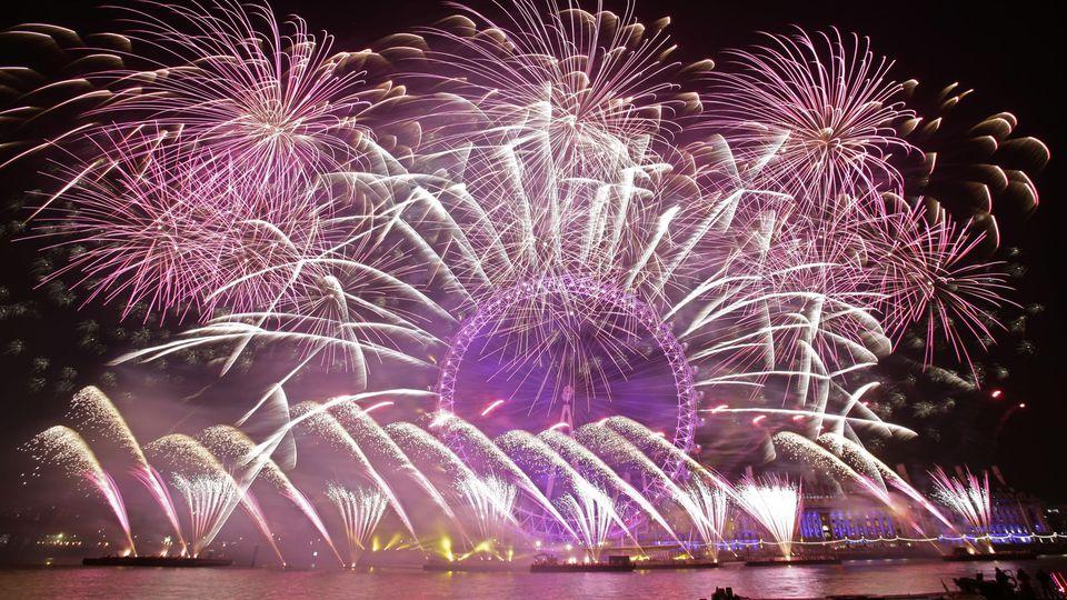 Silvester in London wird in dieser Form 2020 nicht stattfinden!