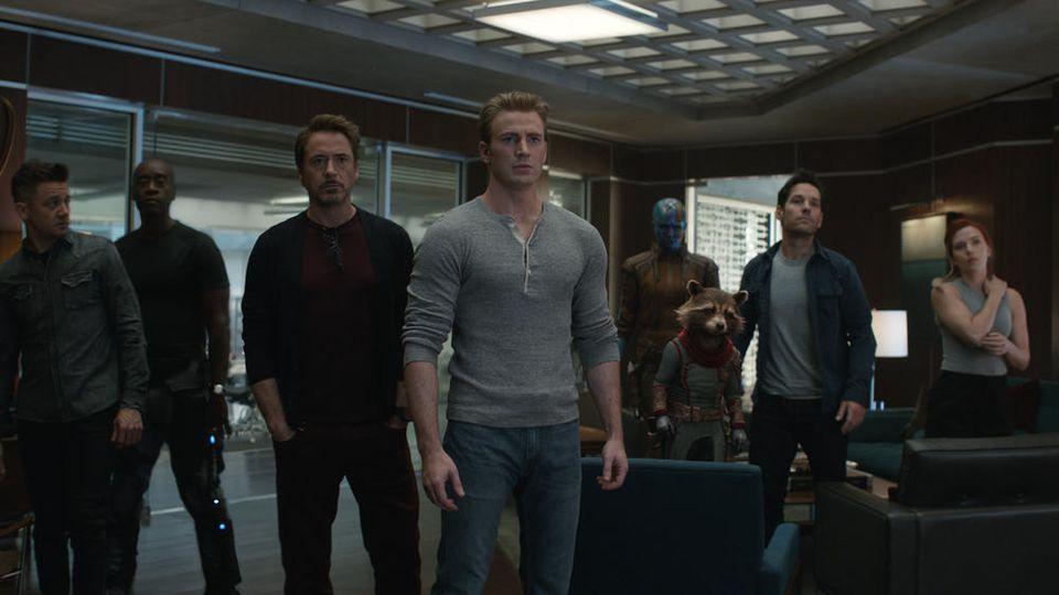 Die Avengers prügeln sich ab dem 27. Juni auch nochmal in deutschen Kinos mit Thanos