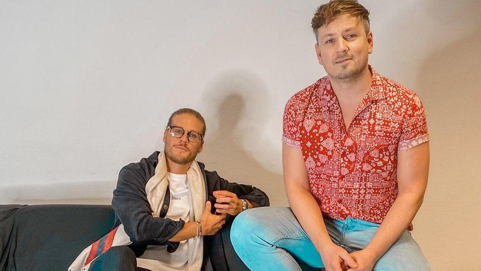 "Rúrik Gíslason zu Gast im offiziellen ""Let's Dance""-Podcast mit Martin Tietjen."