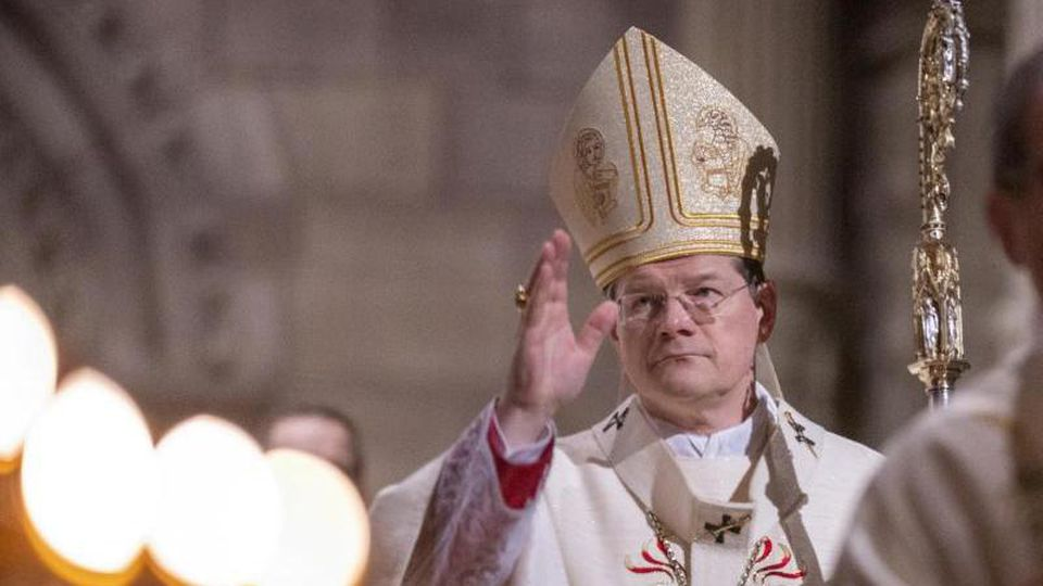 Stephan Burger, Freiburger Erzbischof. Foto: Patrick Seeger/dpa