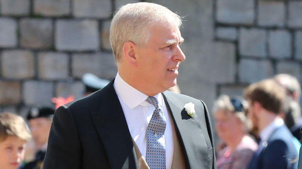 Muss Prinz Andrew bald ohne Bodyguards auskommen?
