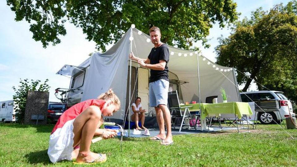 Seit Corona ist Camping-Urlaub voll im Trend