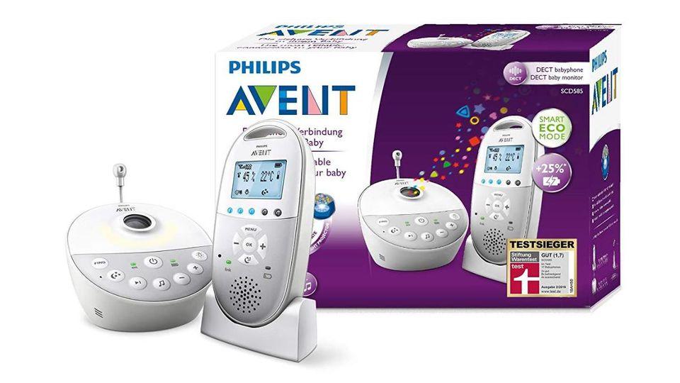 Philips-Babyphone SCD585