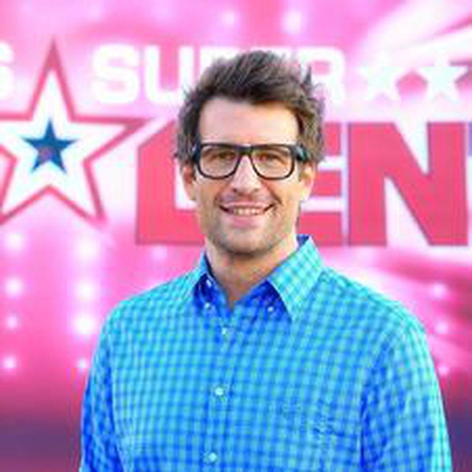 """Daniel Hartwich ist auch 2018 wieder der Moderator von """"Das Supertalent""""."""