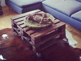 Palettentisch Selber Machen So Bauen Sie Einen Tisch Aus Paletten