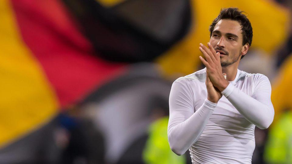 Bilder des Tages SPORT Hamburg Deutschland 08 10 2016 WM Qualifikation 2017 Deutschland Tsch