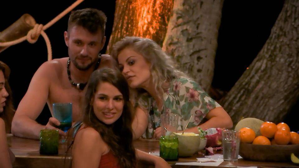 Bachelor in Paradise: Michi, Michelle und Meike