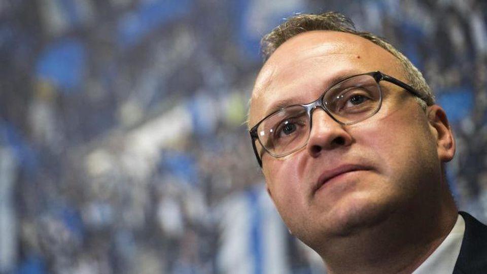 Frank Wettstein, der Finanzvorstand des HSV. Foto: Malte Christians/dpa/Archivbild