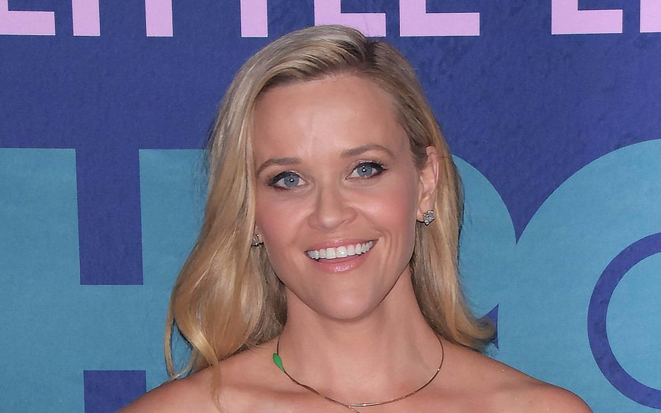Reese Witherspoon liebt Hunde