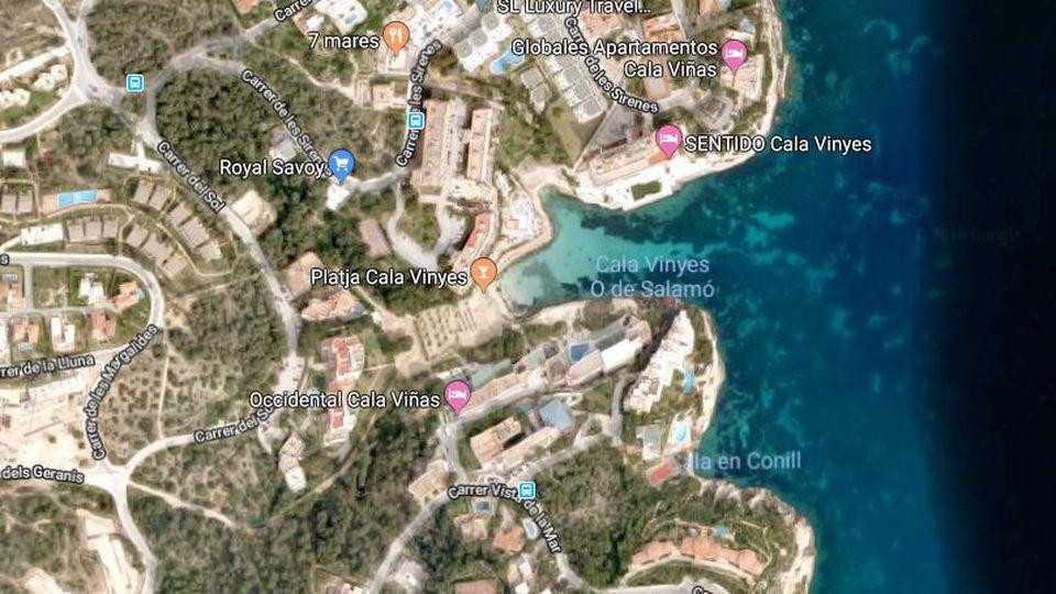 Mallorca: Frau wurde von Fels erschlagen