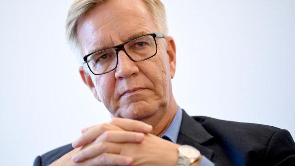 Dietmar Bartsch ist der Fraktionsvorsitzende der Partei Die Linke im Bundestag. Foto: Britta Pedersen