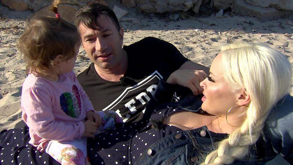 Daniela Katzenberger genießt ihr Familienglück auf Mallorca