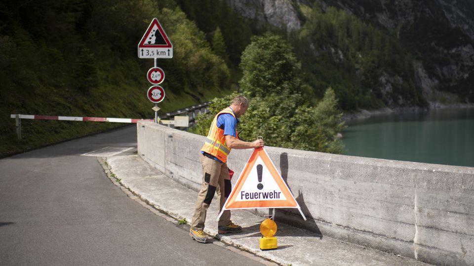 Canyoning-Unfall in der Schweiz - Urlauber sterben bei Unwetter.