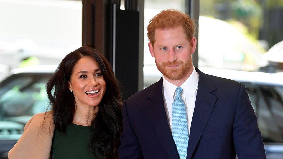Herzogin Meghan und Prinz Harry sind im Mai zum ersten Mal Eltern geworden.