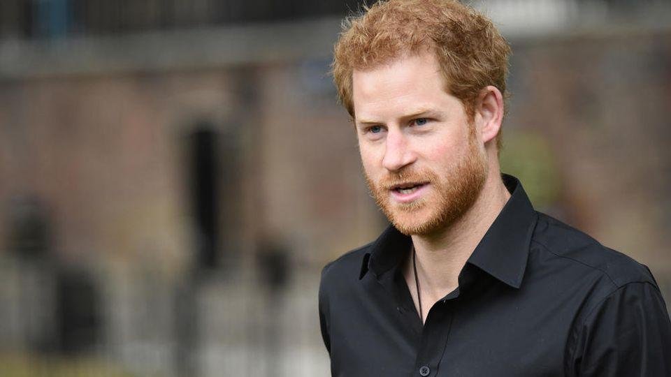 Prinz Harry ist (noch) kein US-Staatsbürger.