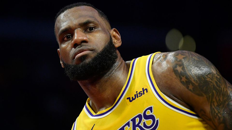 NBA-Profi LeBron James