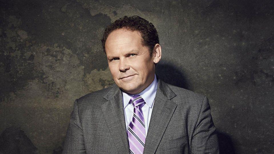 Detective Lionel Fusco dargestellt von Kevin Chapman