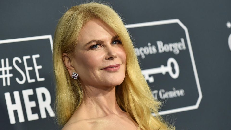 Nicole Kidman bei den diesjährigen Critics' Choice Awards in Los Angeles