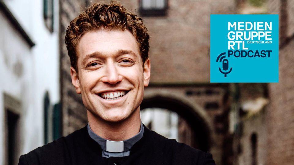 """""""Sankt Maik""""-Star Daniel Donskoy spricht im Podcast der Mediengruppe RTL."""