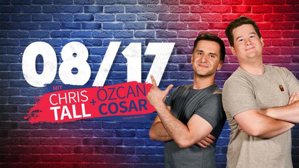 08/17 – mit Chris Tall & Özcan Cosar