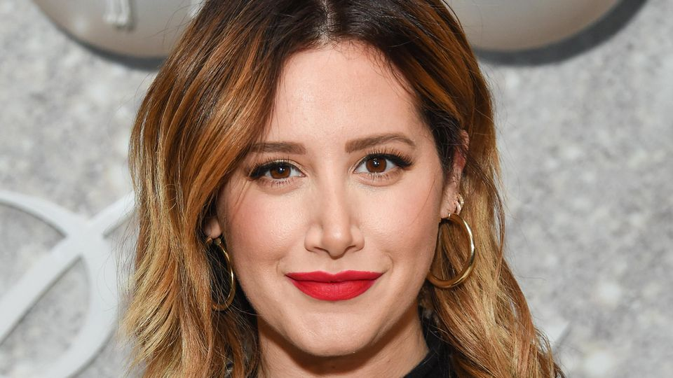 Ashley Tisdale wird bald Mama.