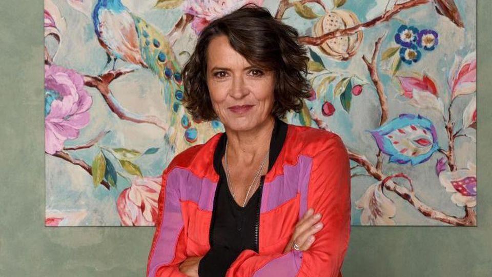"""Tatort""-Schauspielerin Ulrike Folkerts. Foto: Daniel Bockwoldt/dpa/Archivbild"