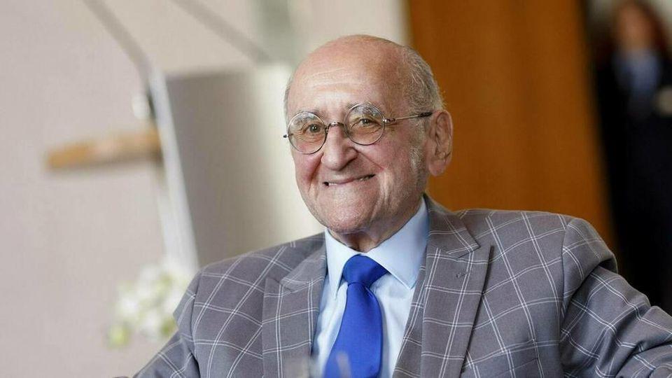 Alfred Biolek feierte 2019 seinen 85. Geburtstag.
