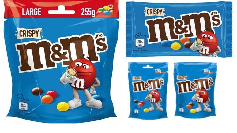 Diese M&M's-Produkte sind vom Rückruf betroffen.