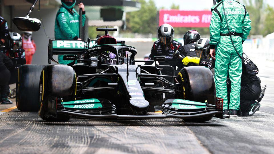 Lewis Hamilton feierte in Barcelona den 98. GP-Sieg seiner F1-Karriere