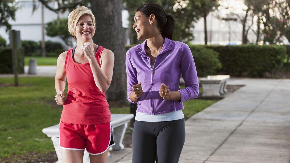 Slow Jogging – genussvoll, effizient und gesund bewegen