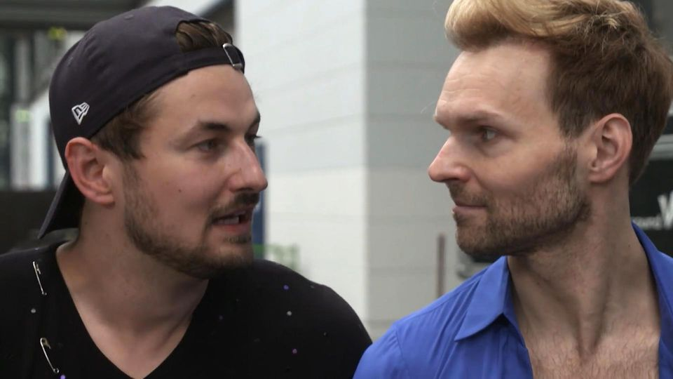 """TV-Star Nicolas Puschmann und Profitänzer Vadim Garbuzov bekommen bei """"Let's Dance"""" eine zweite Chance"""