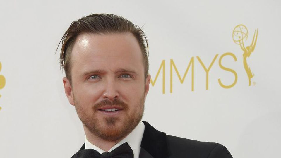 "Aaron Paul wurde durch ""Breaking Bad"" berühmt. Foto: Paul Buck/EPA"