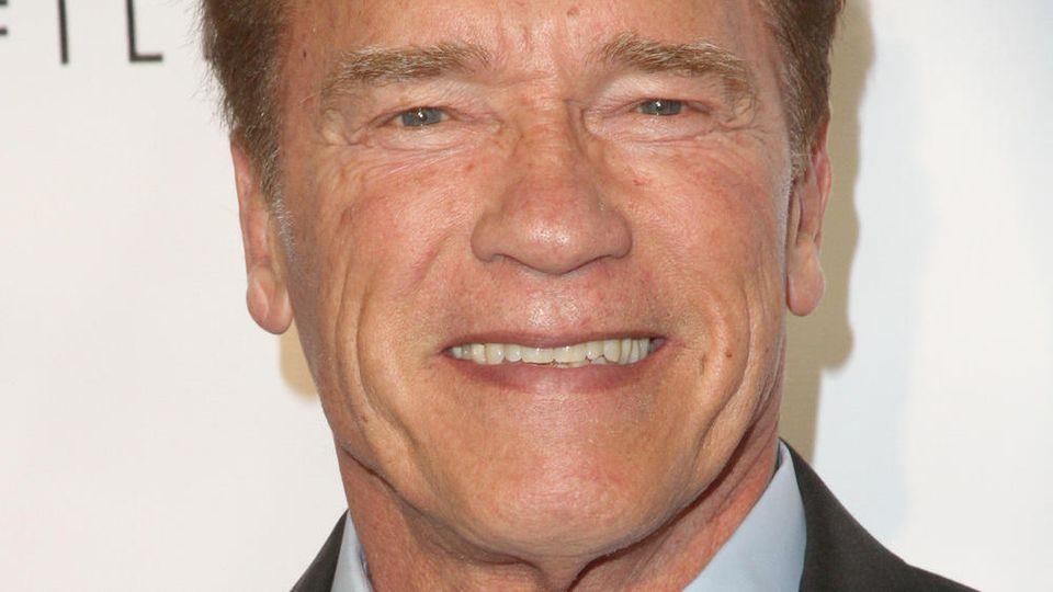 Erlaubt sich gerne einen Scherz: Arnold Schwarzenegger