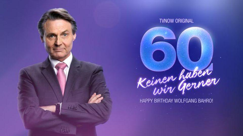 Keinen haben wir Gerner!  - Happy Birthday Wolfgang Bahro