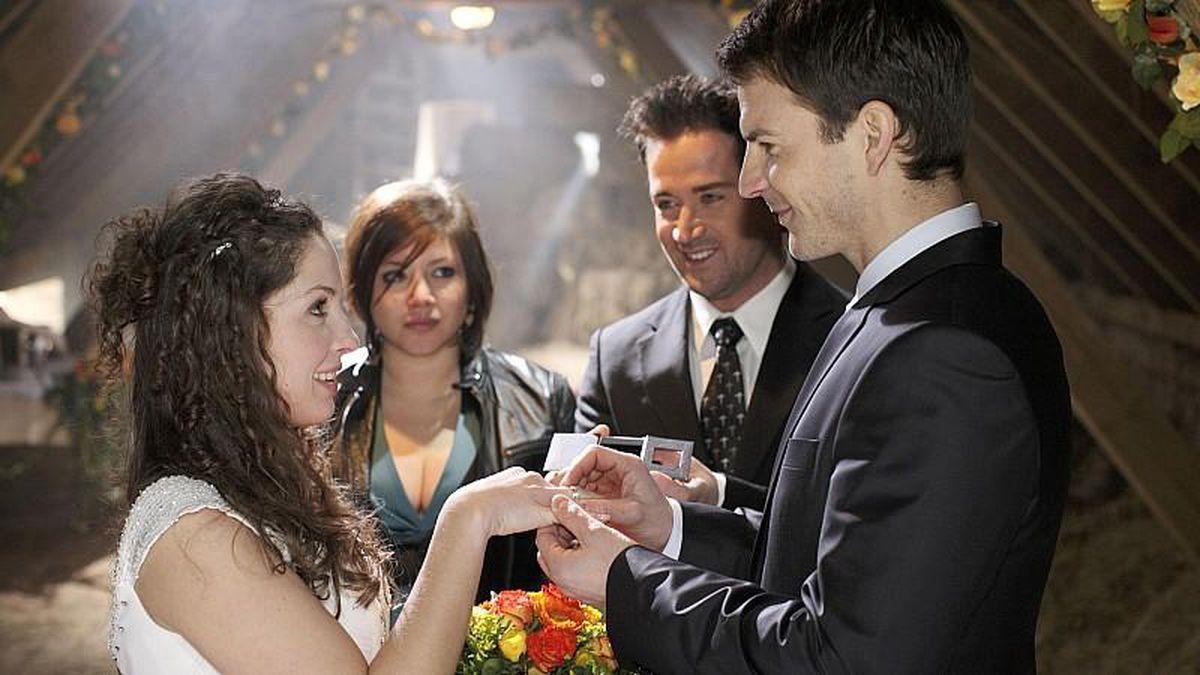 Die Schonsten Hochzeiten Aus 1 000 Folgen Awz