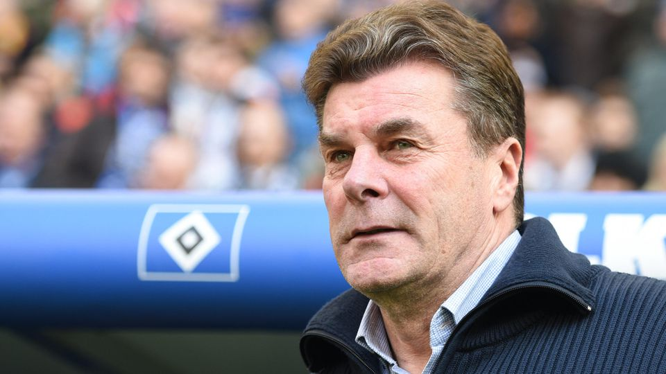 Hamburger SV - Dieter Hecking