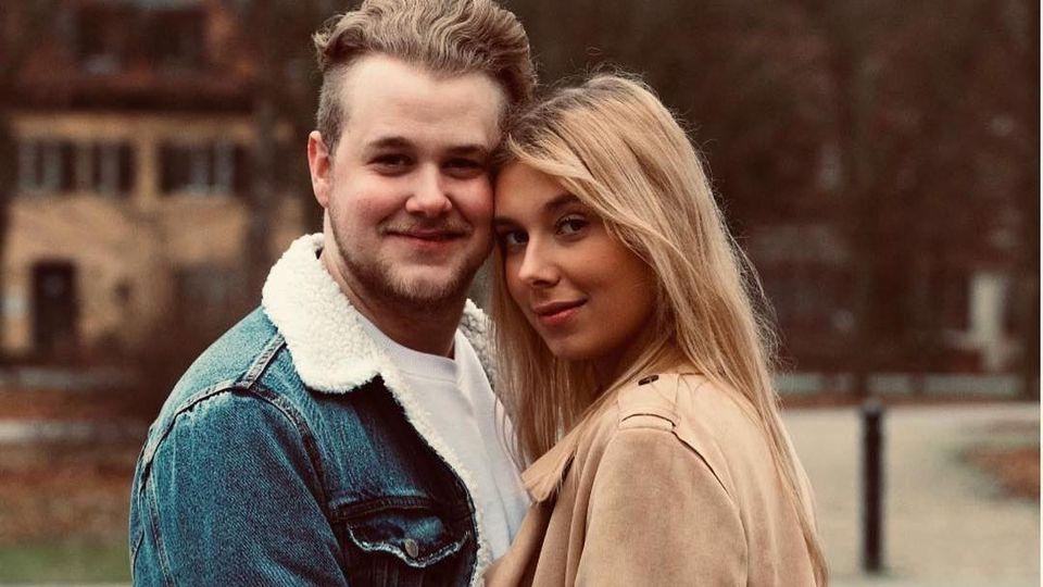 GZSZ-Star Felix van Deventer und seine Frau Antje Zinnow erwarten ganz bald ihr erstes Kind.