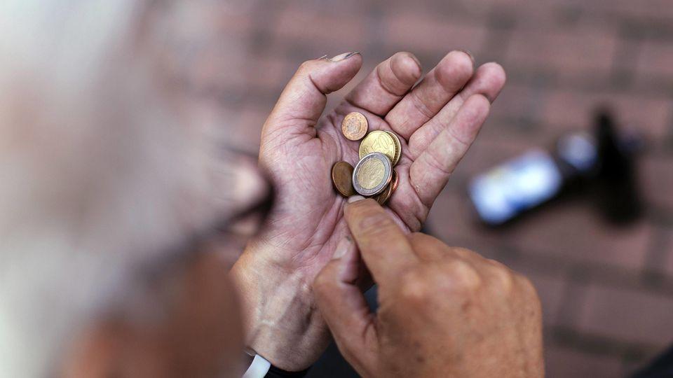 Arbeitslose - Jedem dritten fehlt Geld für vollwertiges Essen