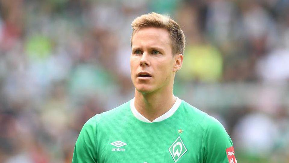 Werders Kapitän Niklas Moisander. Foto: Carmen Jaspersen/dpa/Archivbild
