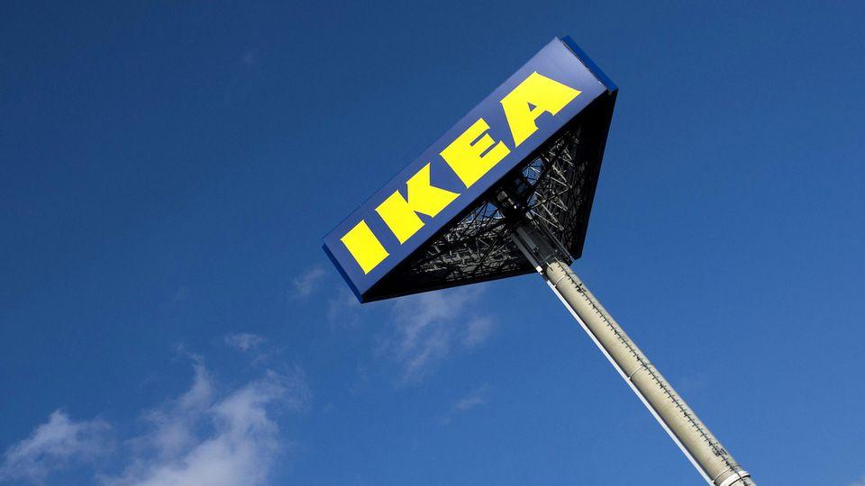Ein Mädchen soll bei Ikea schwer verletzt worden sein. (Symbolbild)