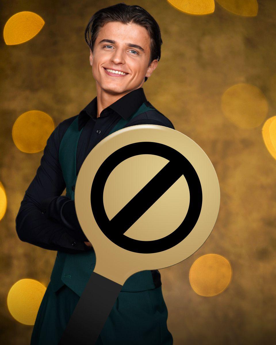 """Nikita Kuzmin aus der Ukraine tanzt dieses Jahr das erste Mal als Profitänzer bei """"Let's Dance"""" mit."""