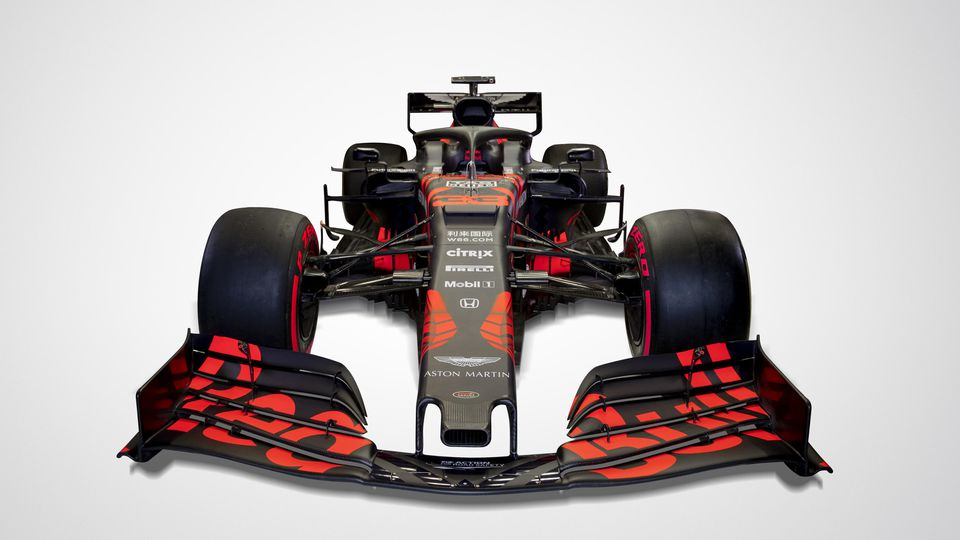 Der Red Bull Racing RB15