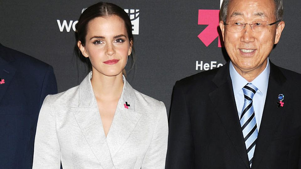 """Emma Watson räumt mit dem Emanzen-Klischee auf: """"Feminismus ist kein Männer-Hass"""""""