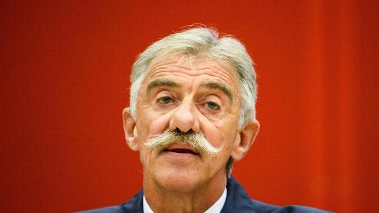 Uwe Junge (AfD), Ex-Fraktionschef seiner Partei in Rheinland-Pfalz. Foto: Andreas Arnold/dpa/Archiv