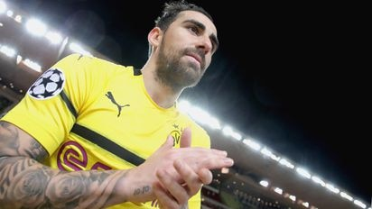 Champions League Achtelfinale Borussia Dortmund Zittert Vor Jürgen