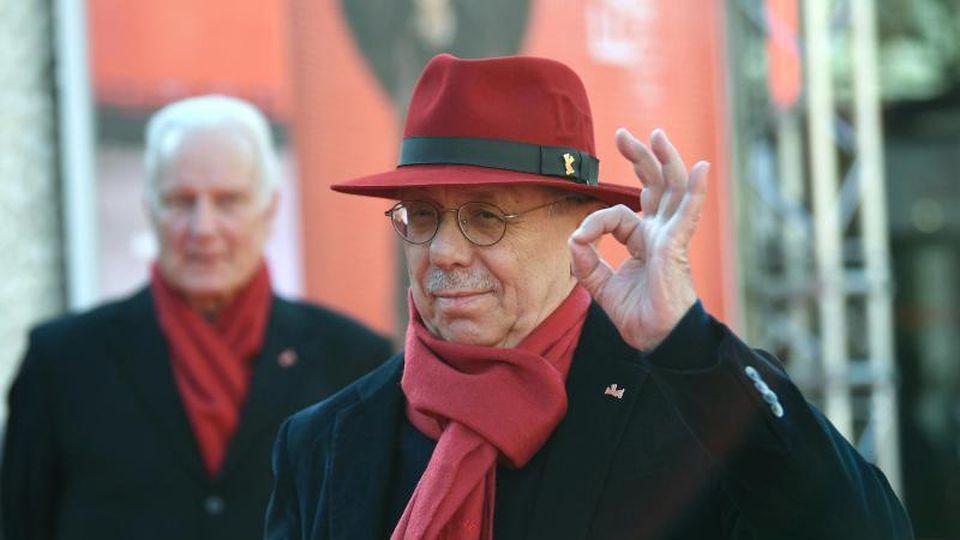 Berlinale-Direktor Dieter Kosslick. Foto: Britta Pedersen