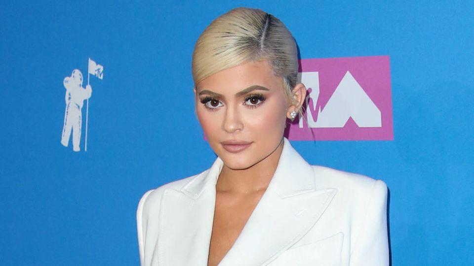 Kylie Jenner weiß genau, wie sie ihre Reize einsetzen kann