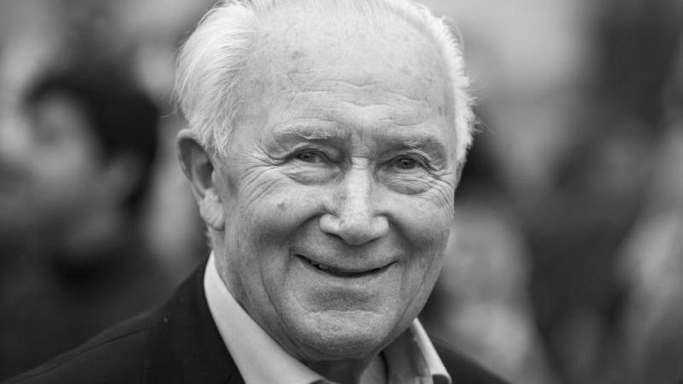 Sigmund Jähn ist im Alter von 82 Jahren gestorben. Foto: Hendrik Schmidt