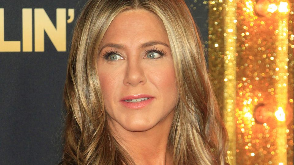 "Jennifer Aniston kehrte ans ""Friends""-Set zurück"